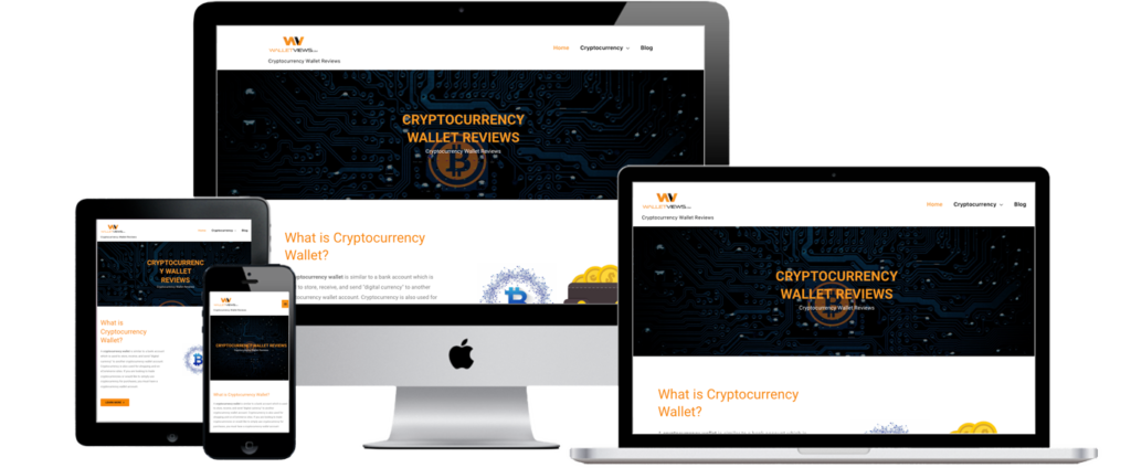 Crypto Currency Web Design SEO