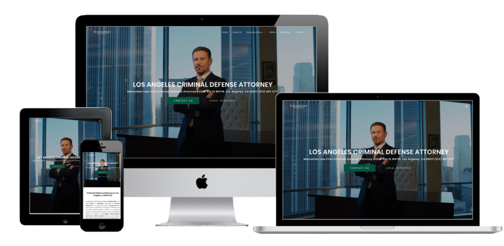 Attorney Law Firm SEO Los Angeles