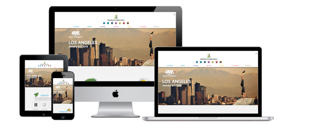 SEO Marketing for Trade Shows Businesses Los Angeles