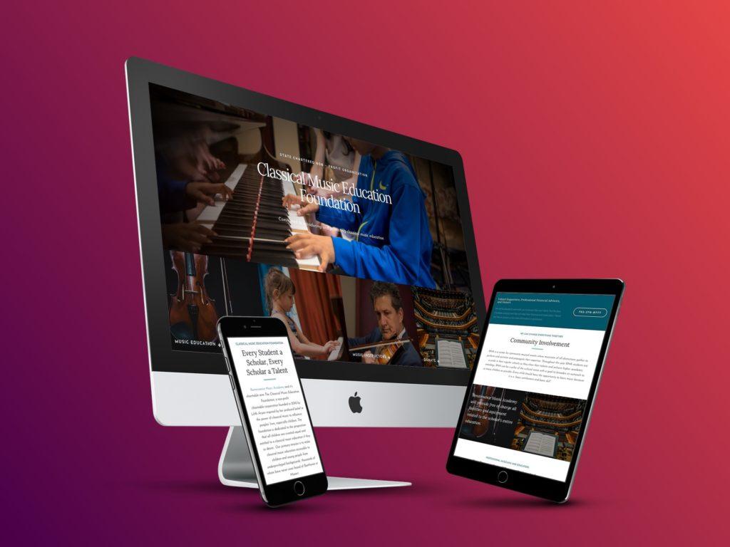 Non-Profit Web Design SEO