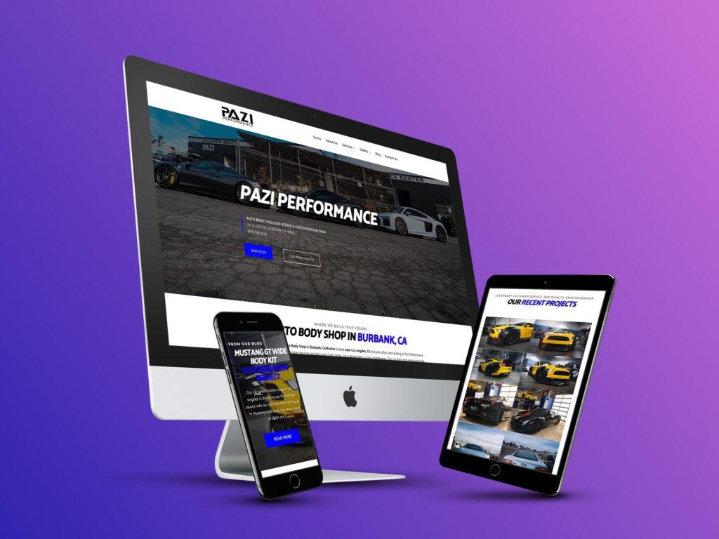 Automotive SEO Digital Marketing